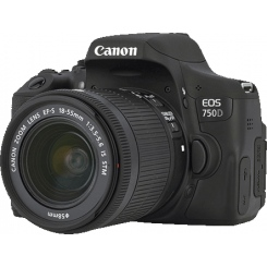 Canon EOS 750D - фото 1