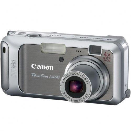 Инструкция К Цифровому Фотоаппарату Canon Powershot A460
