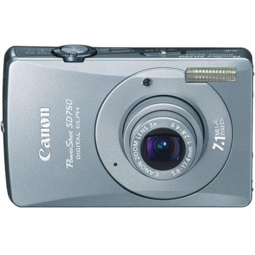 Canon powershot sd750 инструкция