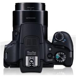 Canon PowerShot SX60 HS - фото 3