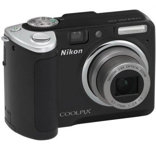 Фотоаппарат Nikon COOLPIX P50