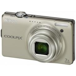 Nikon S6000 инструкция - фото 6