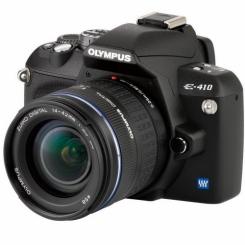 Olympus E-410 - фото 3