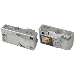 Panasonic LUMIX DMC-F1 - фото 2