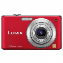 Panasonic LUMIX DMC-FS62 - фото 3