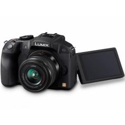 Panasonic LUMIX DMC-G6 - фото 4