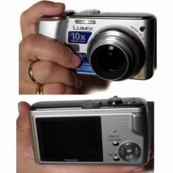 Panasonic LUMIX DMC-TZ1 - фото 5