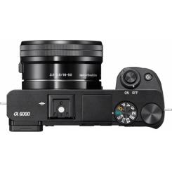 Sony Alpha ILCE-6000 - фото 6