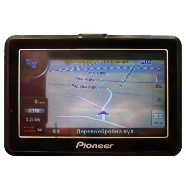Gps навигатор xpx pm-517, av-in, tv, экран 5 магазин