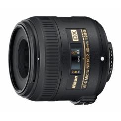 Nikon 40mm f/2.8G AF-S Micro - фото 2