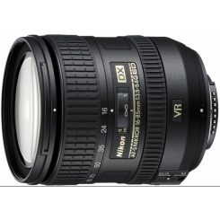 Nikon 16-85mm f/3.5-5.6G ED VR DX Nikkor - фото 1