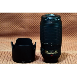 Nikon 70-300mm f/4.5-5.6G AF-S VR Nikkor - фото 6