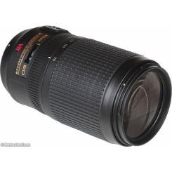 Nikon 70-300mm f/4.5-5.6G AF-S VR Nikkor - фото 5