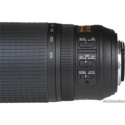 Nikon 70-300mm f/4.5-5.6G AF-S VR Nikkor - фото 2