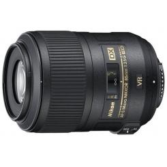 Nikon 85mm f/3.5 ED VR AF-S DX Micro Nikkor - фото 1