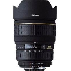 SIGMAphoto AF 15-30mm F3.5-4.5 EX DG - фото 2