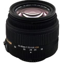 SIGMA AF 18-50mm F3.5-5.6 DC HSM - фото 2