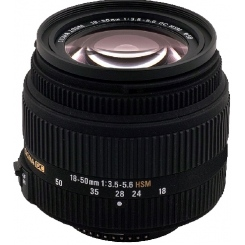 SIGMAphoto AF 18-50mm F3.5-5.6 DC HSM - фото 2