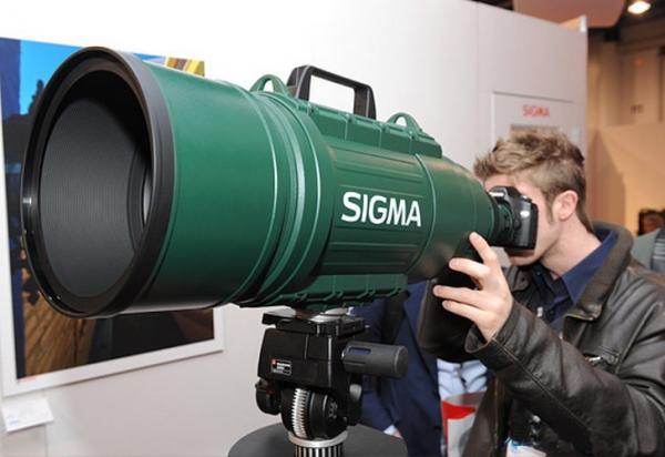 Объектив Sigma 200-500 mm