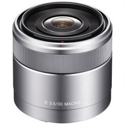 Sony SEL-30mm f/3.5 Macro Lens - фото 3