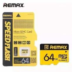 REMAX microSD 64 GB class10 - фото 3