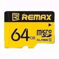 REMAX microSD 64 GB class10 - фото 1