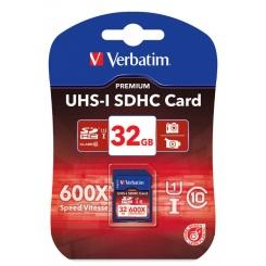 Verbatim SDHC Class 10 32GB UHS-I - фото 1