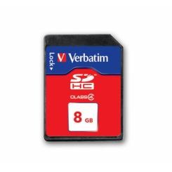 Verbatim SDHC Class 4 8GB - фото 2