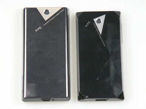HTC Touch Diamond 2 vs HTC Touch Diamond