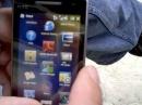 Видеоролик с Windows Mobile 6.5 на HTC Touch Diamond2