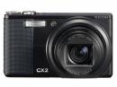 Компактная камера Ricoh CX2 с 9 МП CMOS-сенсором