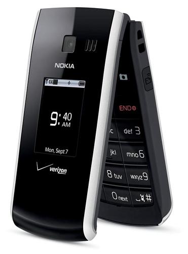 Мобильный телефон Nokia 2705 Shade принадлежит к бюджетному классу