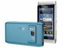 Качественное видео с участием синей Nokia N8