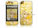 GelaSkins для iPhone 4 - симпатичные защитные шкурки-стикеры
