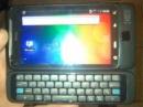 HTC Vision с клавиатурой QWERTY замечен на фото