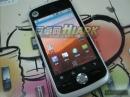 Android смартфон Motorola XT502 - первые живые снимки