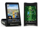 Навигатор Expresso AG1 для гольфистов и автомобилистов