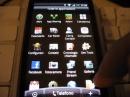 HTC Desire на Android 2.2 с интерфейсом Sense