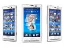 Sony Ericsson выпустила обновление для Xperia X10