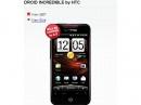 Дата начала поставок HTC Droid Incredible отложена