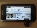 Прототип мобильного устройства Aava Mobile на ОС MeeGo и платформе Intel Moorestown