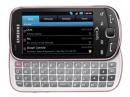 Официальные характеристики смартфона Samsung Intercept