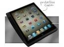 Концептуальный чехол для iPad со встроенной камерой