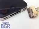 iPhone 4 загорелся при подключении к ПК