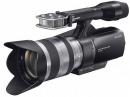 Sony Handycam NEX-VG10E - первая в мире потребительская HD видеокамера со сменными объективами