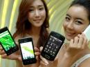 Серия гуглофонов LG Optimus с вервсией ОС 2.2