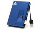 Aegis Bio увеличили свои жесткие диски до 640 GB и добавили сканер отпечатков пальцев