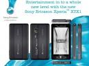 Sony Ericsson XPERIA XTX1: классный дизайн и 12 мегапикселей