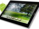 Asus Eee Pad EP101TC переключился на Android