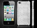 Чехол для iPhone 4 с кристаллами Сваровски от CAZE
